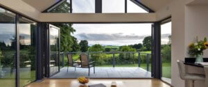 Bi-fold doors from Allder Group