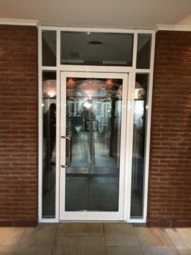 Nirvana Spa door2