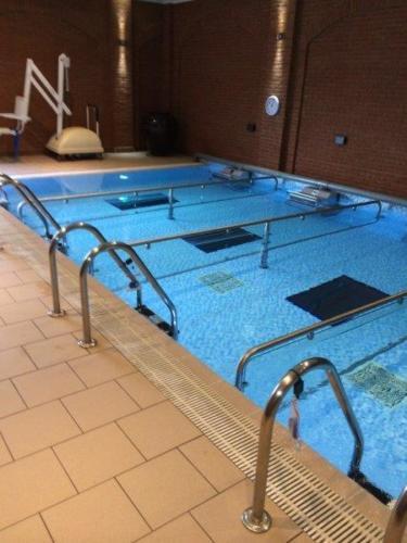 Nirvana Spa pool