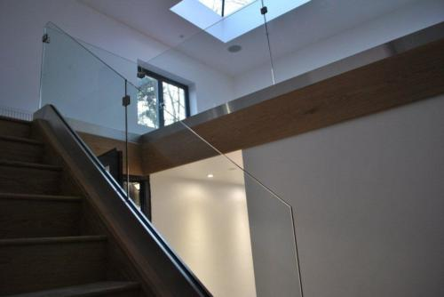balustrade stair