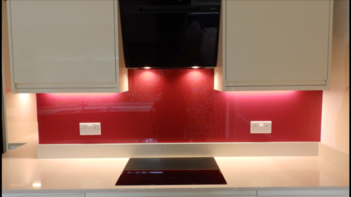 splasback red Allder Group splashback fitting 0118 989 2613